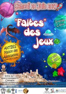 FAITES des Jeux à Antibes @ Village Antibes Croix-Rouge | Antibes | Provence-Alpes-Côte d'Azur | France