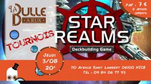 Tournois Star Realms